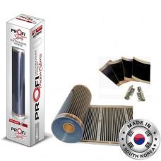 Комплект Profitherm SlimsR50-220, 3300w, 15.0 м2 под ламинат, паркет доску, линолиум или ковролин