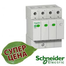 EZ9L33745 устройство защиты от импульсных перенапряжений Schneider EASY9 3Р+N/45кА/20кА/1,5кВ