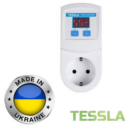 Реле защиты от скачков напряжения TESSLA 16А R116